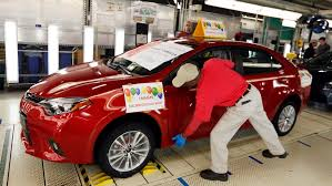 toyota corolla mexico toyota moving corolla production to mexico from ontario business