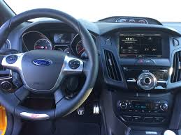 2014 Ford Focus Se Interior 2014 Ford Focus St Review Motor Review