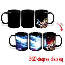 aliexpress com buy dragon ball z goku heat reactive mug coffee