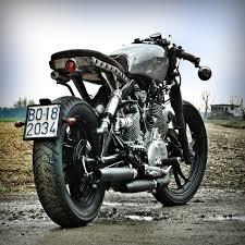 subaru crosstrek custom café racer 76 brisko garage xv 750 tst