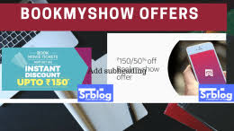 bookmyshow offer bookmyshow offer codes archives srblog in