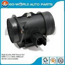 bmw maf sensor mass air flow sensor for bmw 325 525 725 tds 13622246084 e34 e36