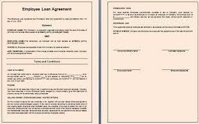 doc 499644 free loan agreement form template u2013 free personal