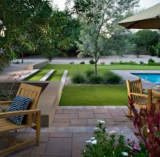 Landscaping Ideas For The Backyard by Alternatives To Grass In Backyard Lawn Replacement Tips Install