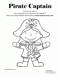 pirate coloring pages coloring home