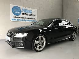 audi a5 2 0 sportback tdi s line 5dr manual for sale in wirral