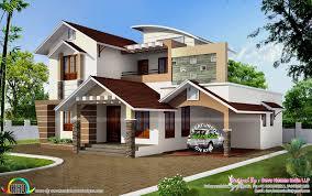Home Design Plans With Vastu South Facing Vastu Home In 2448 Sq Ft Kerala Home Design