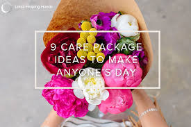 sick care package for 9 care package ideas to make anyone s day lotsa helping