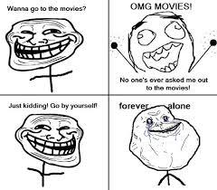 Memes Forever Alone - forever alone memes 5594 500x439 umad com