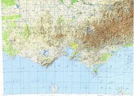 Melbourne Square Mall Map Topograafilise Kaardi Melbourne Jpg