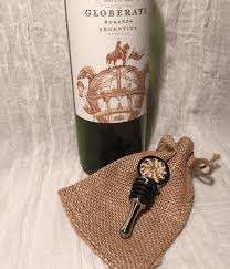 sweetgrass wine bottle stopper charleston collections gifts