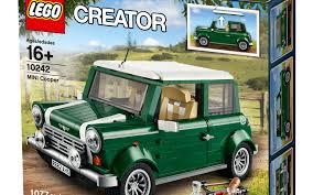lego mini cooper porsche top 10 lego cars 5 10