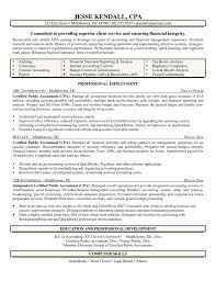 Accountant Sample Resume by Sample Accounting Resumes Free Resume Example And Writing Download