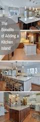 the benefits of adding an island to your kitchen home remodeling