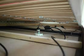 Lit Escamotable Plafond Chambre Eclairage Mezzanine Reseaux Informatique Salon Dro