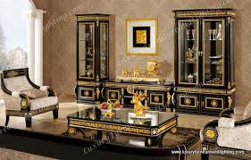 Italian Living Room Sets Italian Furniture Italian Living Room Set Black Lacquer Collection