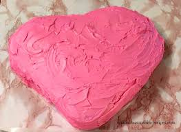 How To Decorate Heart Shaped Cake Recipe How To Make A Heart Shaped Cake For Valentine U0027s Day