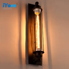 online get cheap edison cage sconce aliexpress com alibaba group