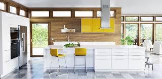 cuisine ikea ringhult blanc brillant design photo décoration