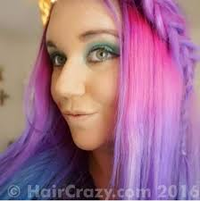 Brighter Pink Buy Neon Pink Hair Colour At Haircrazy Com
