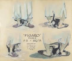 drawing board disney art 1940s wsj
