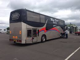 volvo race car racecarsdirect com volvo b10 m iii race car transporter motor home