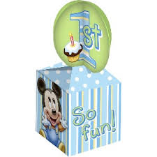 baby mickey 1st birthday baby mickey mouse party supplies stones finds