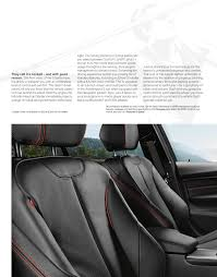 bmw 320i brochure 2015 bmw 3 series sedan brochure