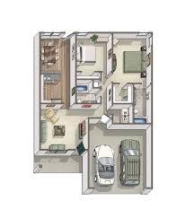 floor plans with detached garage botilight com top for home