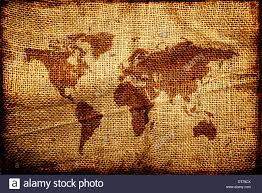 Vintage World Map Canvas by Map World Old Canvas Stock Photos U0026 Map World Old Canvas Stock