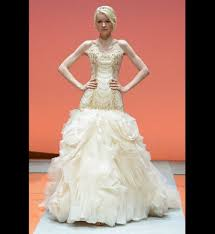 inspired wedding dresses 9 wedding gowns inspired by disney princesses huffpost