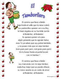 The Learning Patio Free Pdf Spanish Christmas Carols U0026 Comprehension Questions Http
