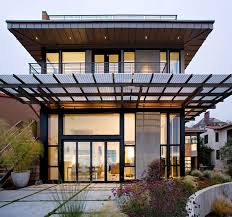 Glass Front Houses Home  Home  Houses  Oakland Housing Come - Japanese home designs