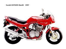 1995 suzuki gsf 600 s bandit moto zombdrive com