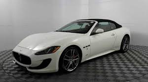 maserati sports car 2015 used 2015 maserati granturismo mc stock e2520 jidd motors des