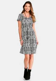 women u0027s a line and swing dresses cato fashions
