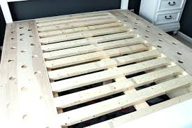 diy king size bed frame u2013 tappy co