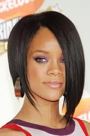Frisuren Asymmetrischer Bob by Die Frisuren Rihanna Stylisch Mit Asymmetrischem Bob