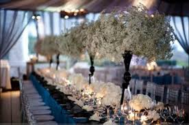 Winter Wedding Centerpieces Winter Wedding Themes Ideas Weddingelation