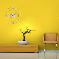 aliexpress com buy home decoration metallic feeling 3d diy funny