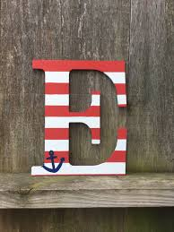letter s wall decor nautical letters nautical decor anchor design nautical