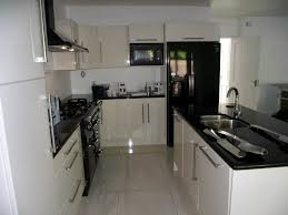 kitchen design ideas black and white home improvement ideas