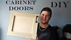 diy simple kitchen cabinet doors diy cabinet doors simple measure and build