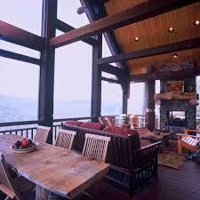 all home design inc open plan home design mountain home architects timber frame