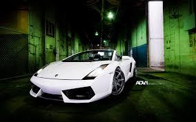 Lamborghini Gallardo Green - white lamborghini gallardo spyder 6915775
