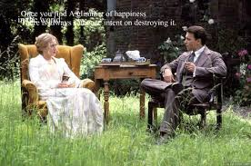 Finding Neverland Meme - once you find a glimmer of happiness there is always someone