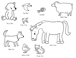 eric carle coloring pages ppinews co
