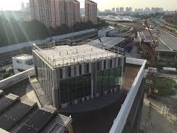 Singapore s SkyLab Building Testing Facility Opens