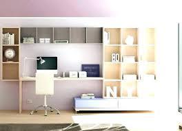 bibliothèque avec bureau intégré bibliotheque de bureau bureau bibliotheque avec bureau integre ikea