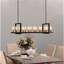 Rectangular Chandeliers Dining Room Rectangular Chandelier